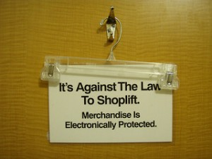 Plea-bargain shoplifting case Ohio